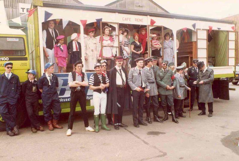 CARNIVAL 1987 RENE SMITH
