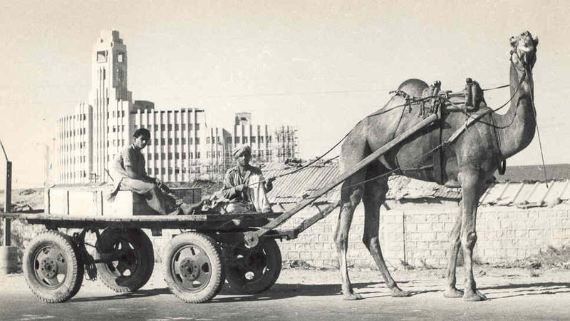 KL`S SERVICE WAGON, 1961, MANGLA
