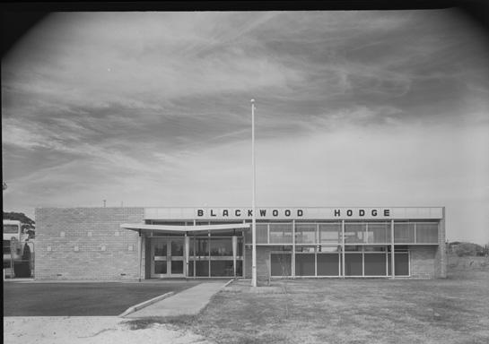 REDCLIFFE 1962