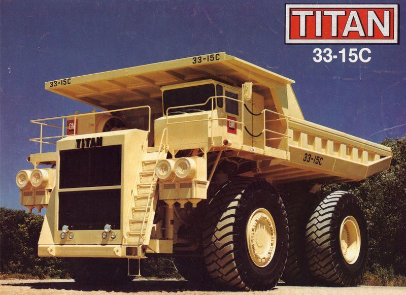 Titan 33-15C 8