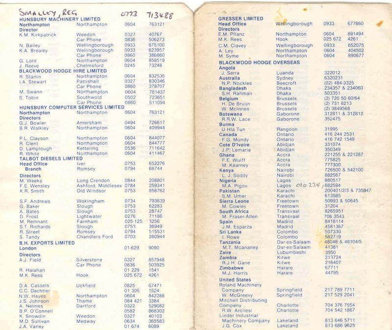 Fone list june 1988 5-6