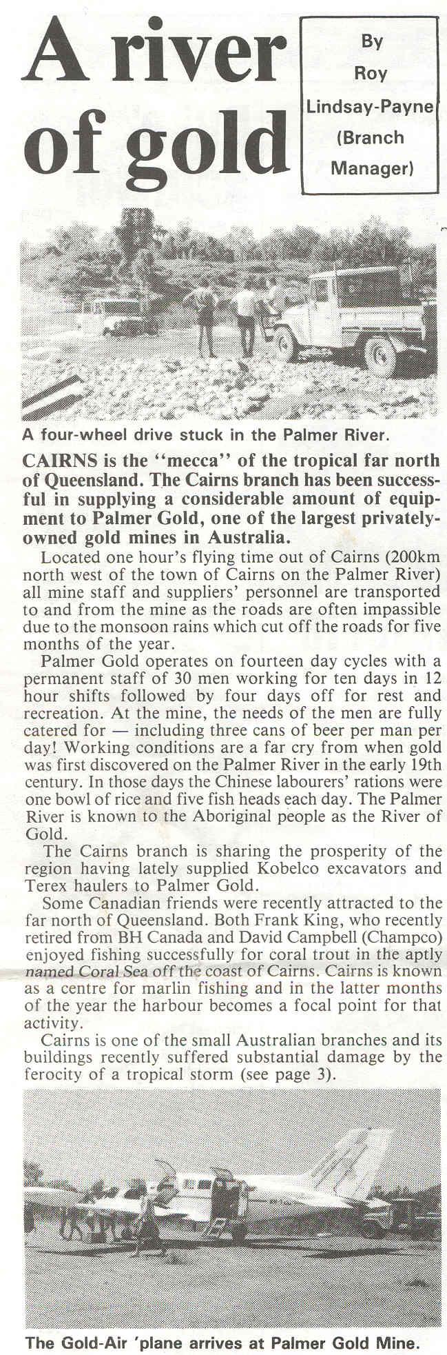 Cairns 1986