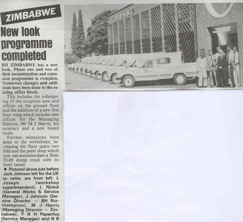 ZIMBABWE JJ