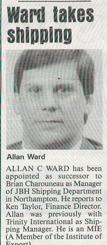 WARD 1986