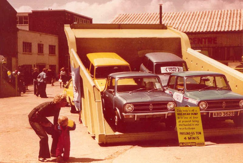 1978 OPEN DAY 1