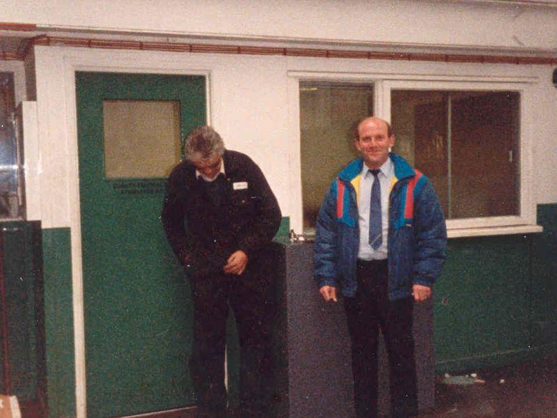 Alan Harrison & Dave Fowkes