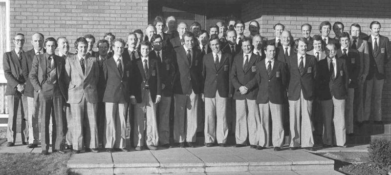 BH SALES SCHOOL 1977