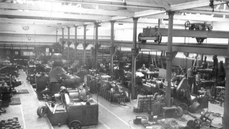 MACHINE SHOP, PRIOR TO MISC.