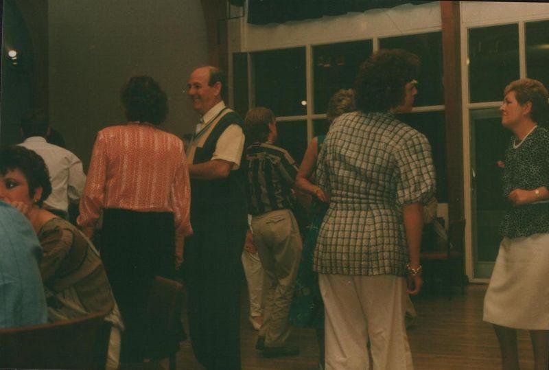 Pip dancing 1985