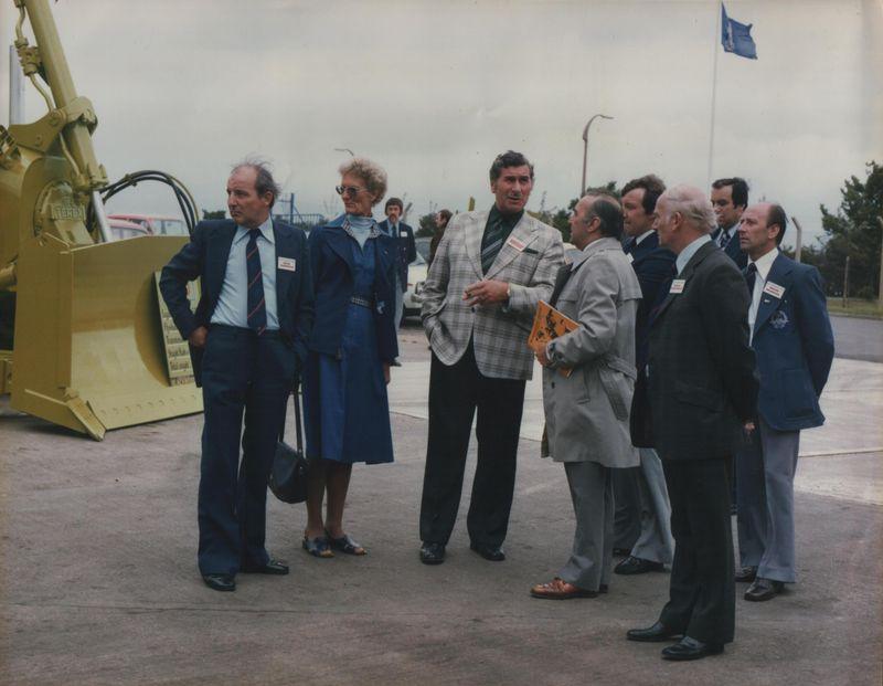 Silver Jubilee 1978 Open Day