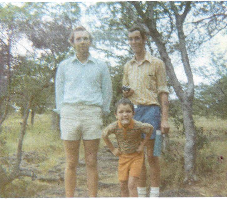 POLE3 & GLYN MATTHEWS ZAMBIA 1971