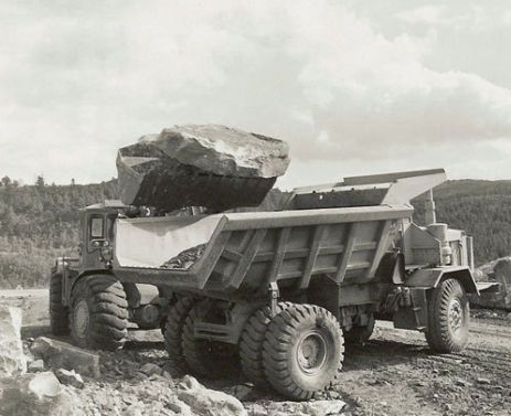 1964, 988 LOADING R-30 IN COLORADO