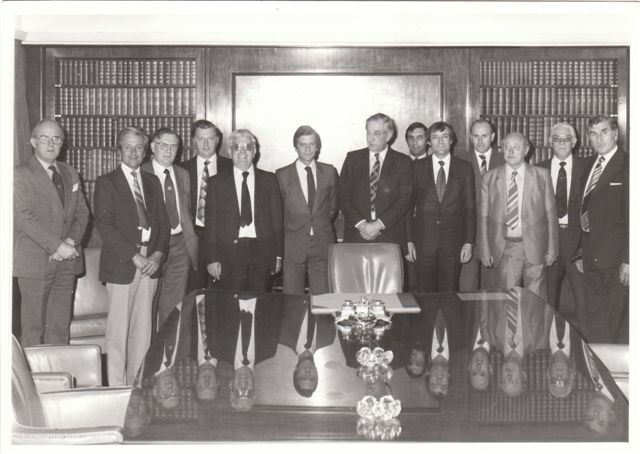 1985 OR EARLIER, EPB RETIRED IN 1985.