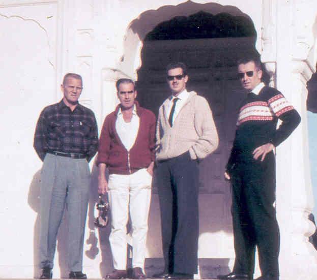 KMK, Arthur B., Ole Olsen, Dick Soutts