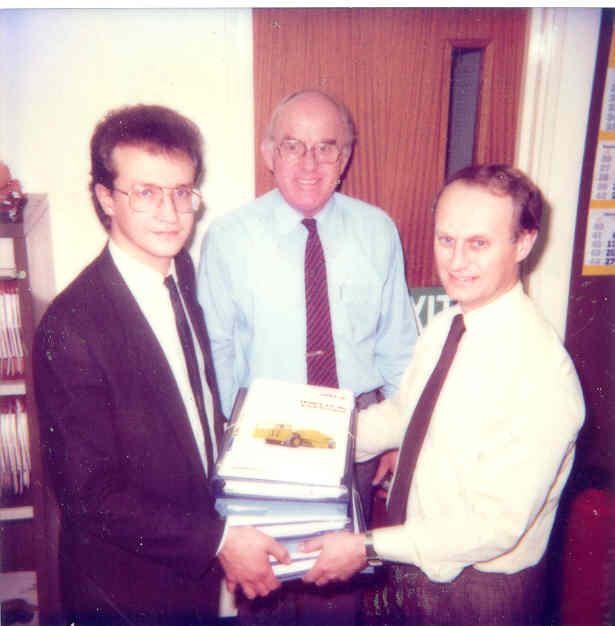 TS9 DRAX TENDER 12-1986