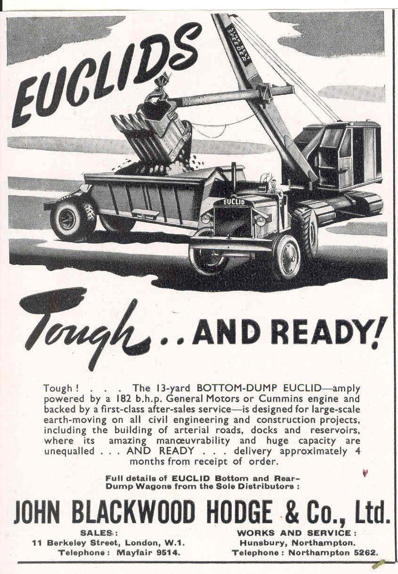 BOTTOM DUMP 1947