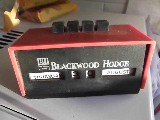 BH CLOCK 001
