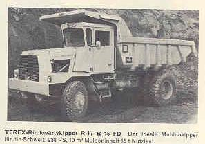 Terex R17, B15FD