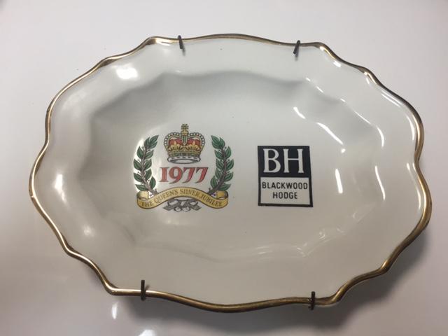 Jubilee plate
